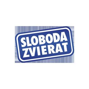 Logo organizácie Sloboda zvierat